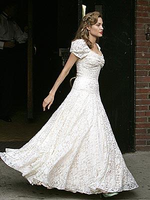 Wedding Dresses in Movies list