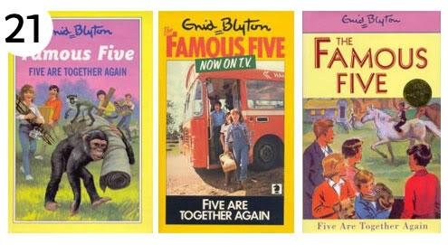 enet biyton famous five ful story online