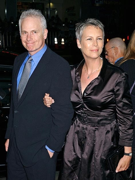 Golden couples of hollywood list for Is jamie lee curtis married to christopher guest