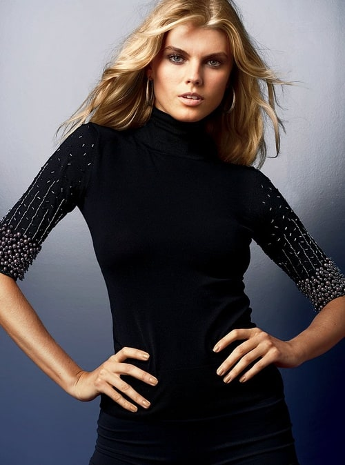 The 100 Worlds Most Beautiful Blondes list