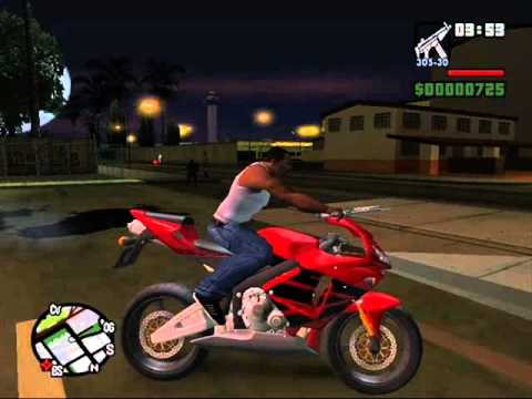 Download game online gta san andreas pc