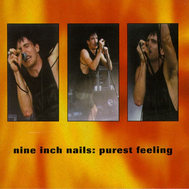 Nine Inch Nails: Complete Discography list