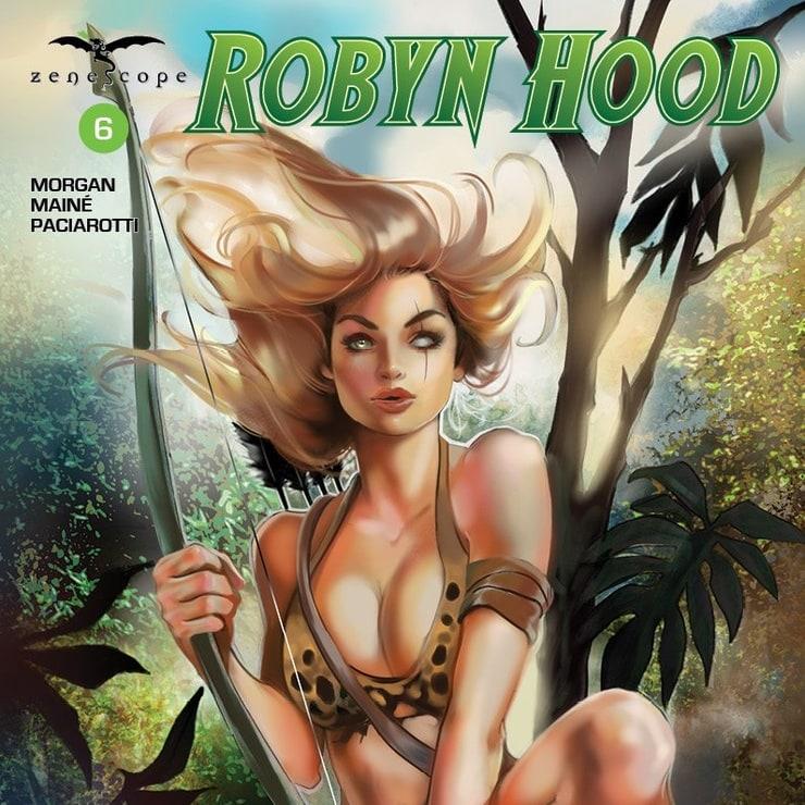 Zenescope Comics (2017) list