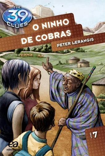 Capas brasileiras list the 39 cluesbook seven the vipers nest peter lerangis fandeluxe Images