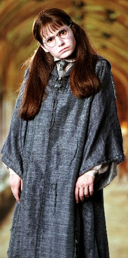 actors older than their characters list 37 as moaning myrtle 11 17 in 2002 harry potter and the chamber of secrets