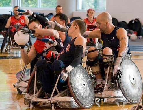 murderball disability and attitudes paraplegic people I would like you to do a brief discussion on murderball what surprised you the most about the movie what did you learn did any of.