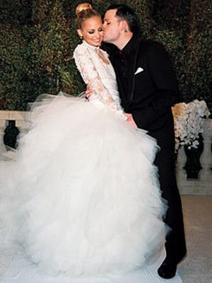 The Best Celebrity Wedding Dresses list
