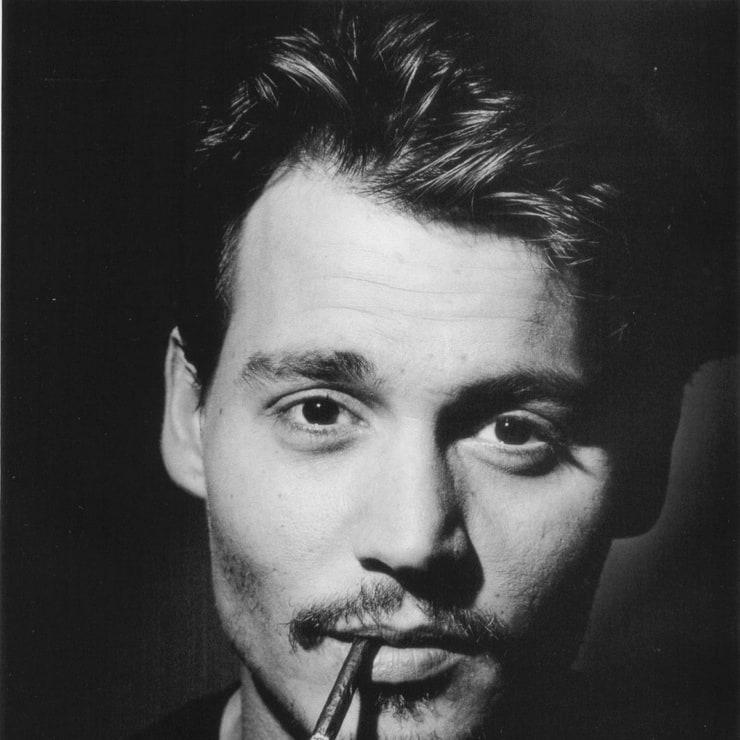 my favourite actor johny depp