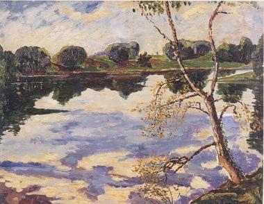 Winston Churchill Paintings List