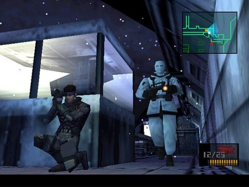 My 5 Favourite - Metal Gear Solid Games list