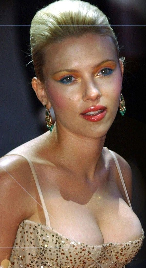 Scarlett Johansson Nude Movies List