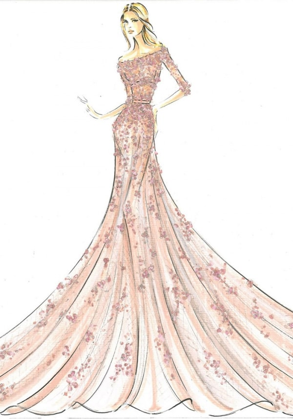 Disney Princess Inspired Gowns list