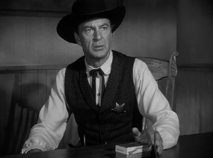 essay on high noon movie [2] high noon came on turner classic movies this week, at the exact period when pete hendrickson, author of cracking the code: the fascinating truth about taxation in america, was convicted in a kangaroo court for filing truthful income tax returns pete is my special hero: a man of principle who is also a man of action.