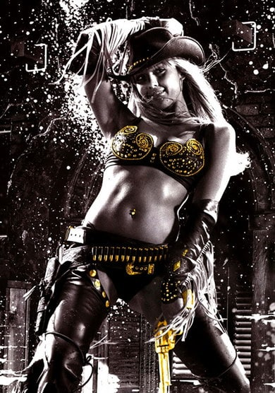 Nancy Callahan Sin City 2