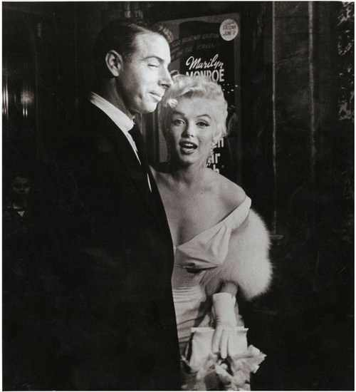 The Wedding Marilyn And Joe Dimaggio S