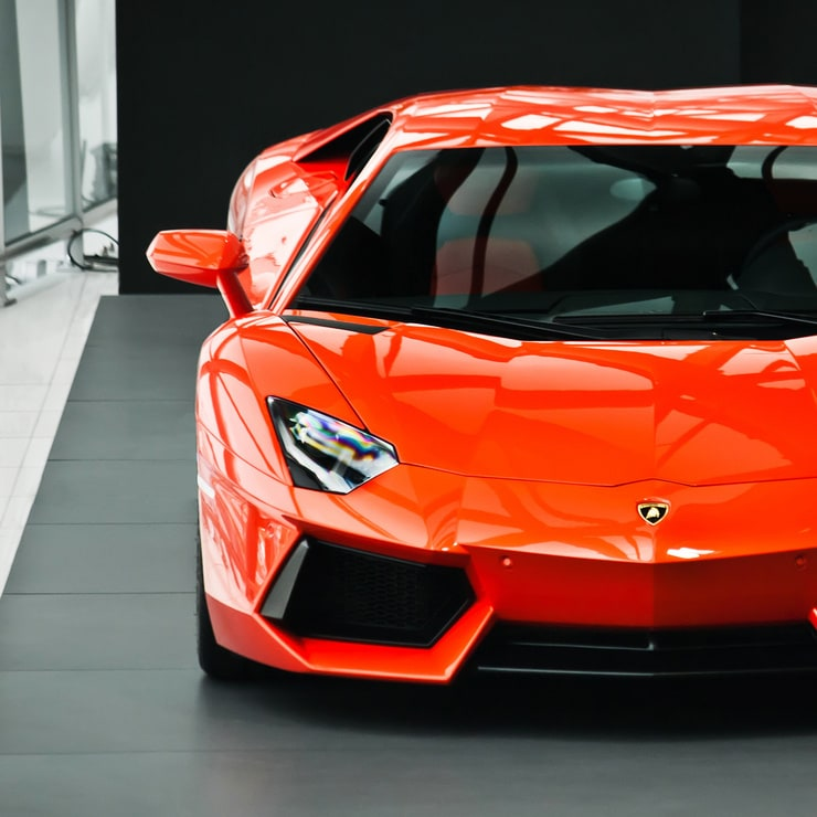 Lamborghini Models List