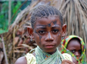 African Pygmy People List