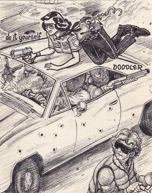 Do it yourself doodler david jablow list share on facebook solutioingenieria Choice Image