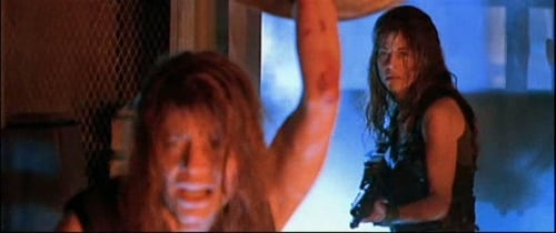 Image result for linda hamilton and sister