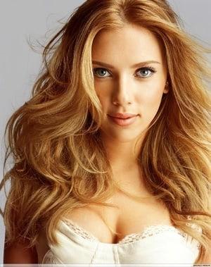 Scarlett Johansson S Face List