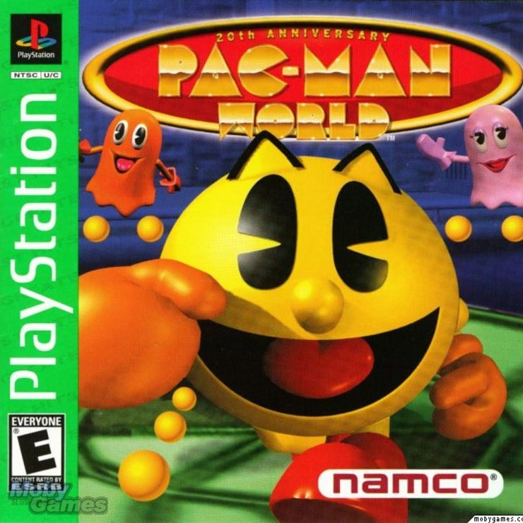 Favorite games list