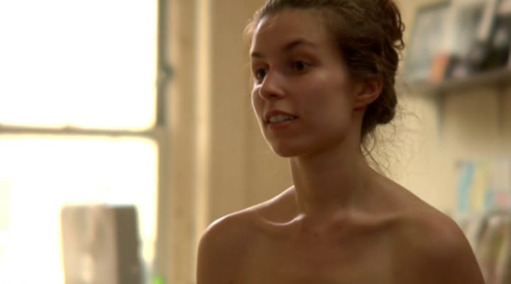 Beautiful Stars Who Played Nude On Screen IV