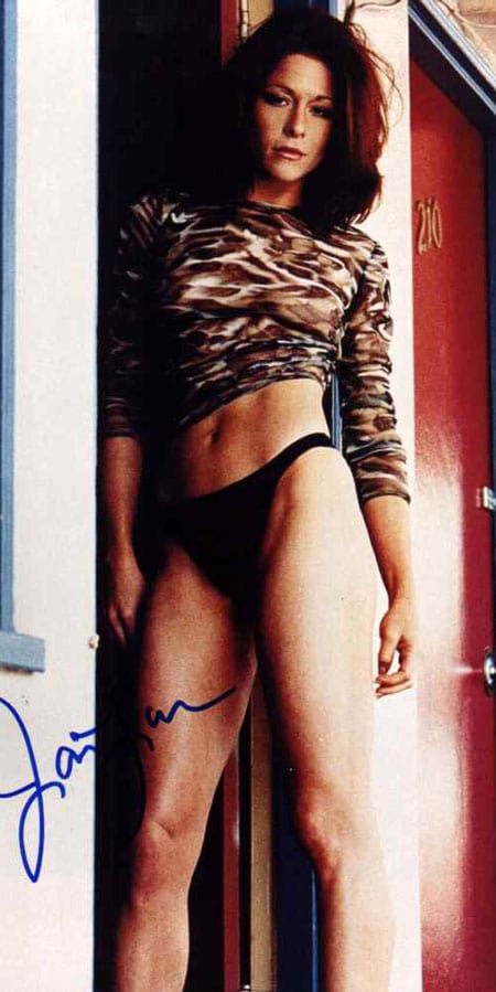 jamie luner hot legs