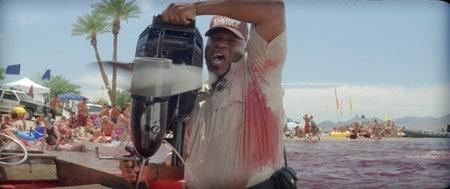 Fun, campy late-summer schlock a review of Piranha 3D