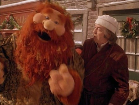 Muppet Christmas Carol Ghost Of Christmas Past.A Welcome Christmas Treat A Review Of The Muppet Christmas