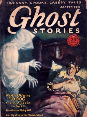Pulp Magazines: Ghost Stories (1920's) list
