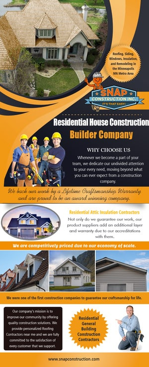 Residential House Construction Builder Company list