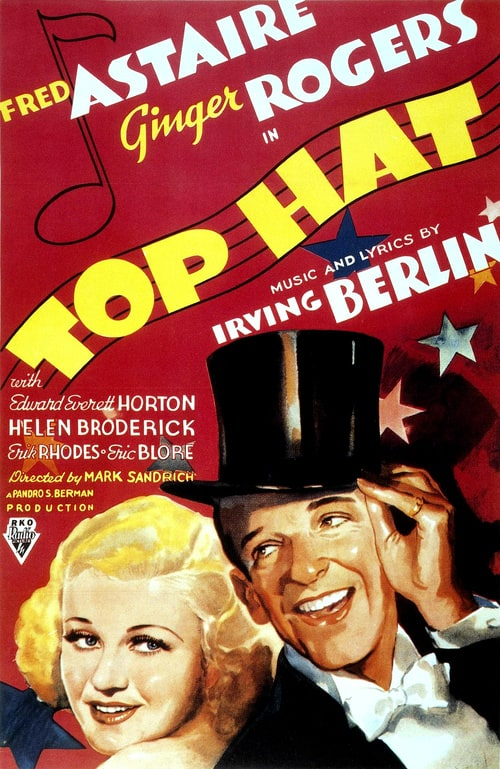 Fred Astaire And Ginger Rogers' Musicals