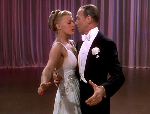 Fred Astaire And Ginger Rogers Dance Numbers