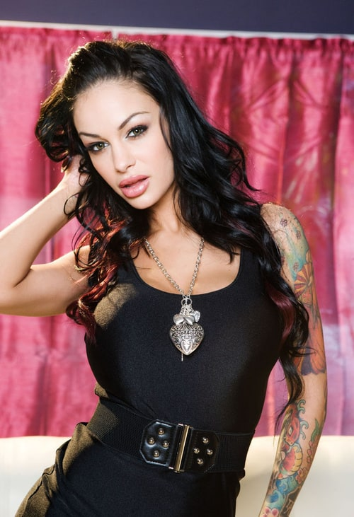 Porn stars with tattoos especial