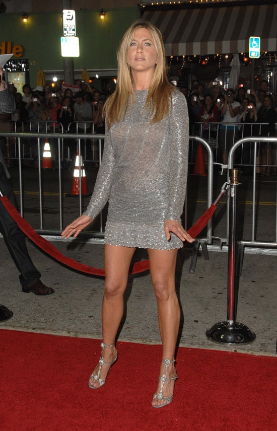 With you jennifer aniston sexy pics