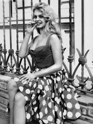 Fashion Icons: Brigitte Bardot list