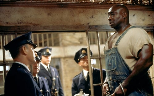the green mile racism