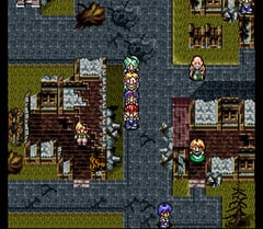 RPG World: SNES Edition list