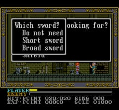 RPG World: SNES Edition list