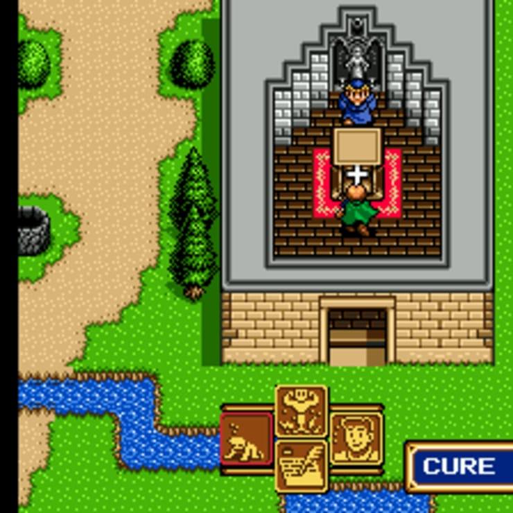 RPG World: Genesis / Mega Drive list
