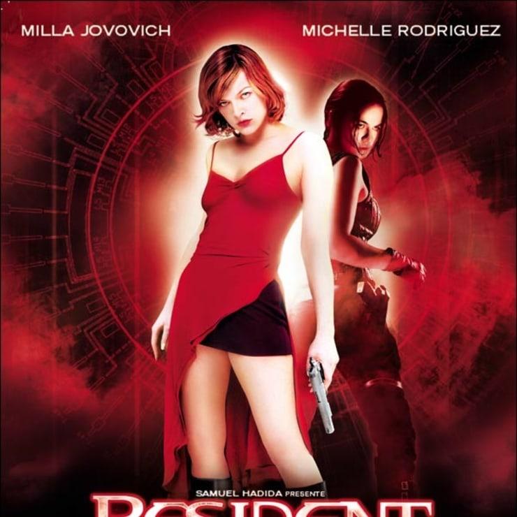 Resident Evil Film Reihe
