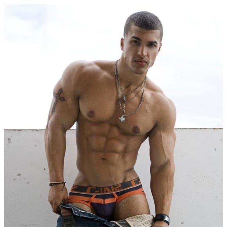 Sexy latino man