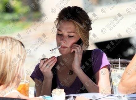 Smoking Off Screen List