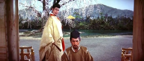 Experience Japanese History Through Film list