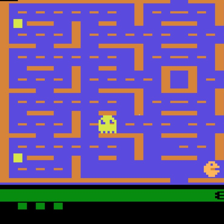 Complete Atari 2600 Game Library list
