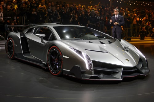Lamborghini models list
