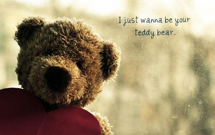Cute Teddy Bear Wallpapers List