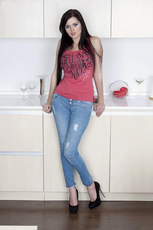 Jeans Girls List-3902