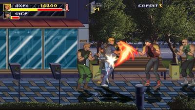 Streets of Rage Fan Games list