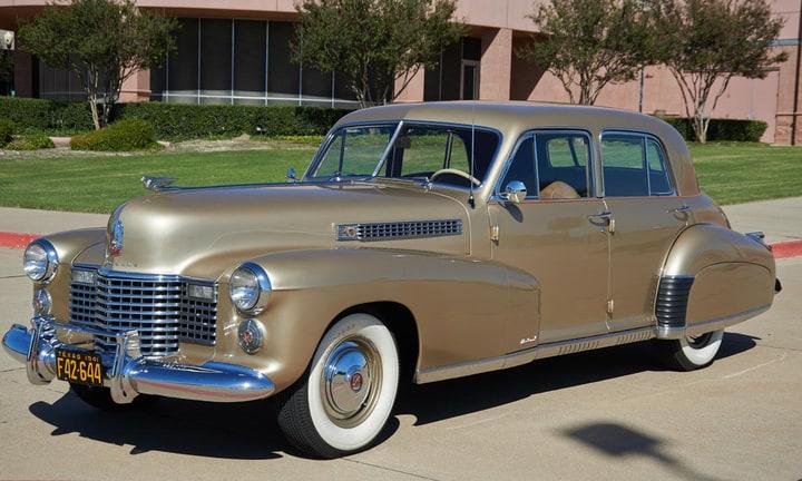 1941 Cadillac 8 60s Sedan